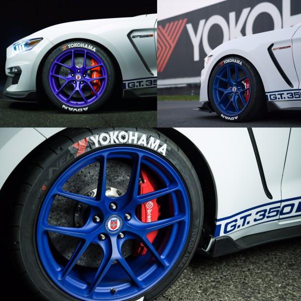 Tony Brakohiapa // TBR Performance Carbon Ceramic Brake Kit
